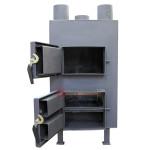 piec przemysłowy nadmuchowy ze sterowaniem elektronicznym do warsztatu i garażu