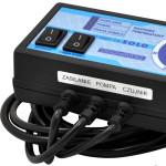 sterownik pompy obiegowej z czujnikiem temperatury i regulacją obrotów