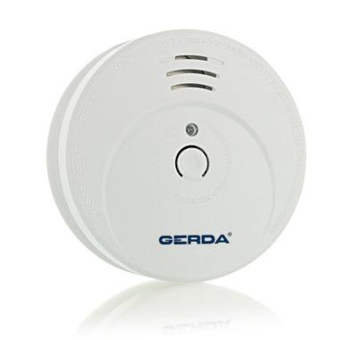 czujnik dymu certyfikowany detektor GERDA
