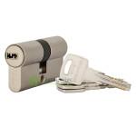hartowana wkładka bębenkowa do zamka wpuszczanego GERDA na pięć kluczy nawiercanych