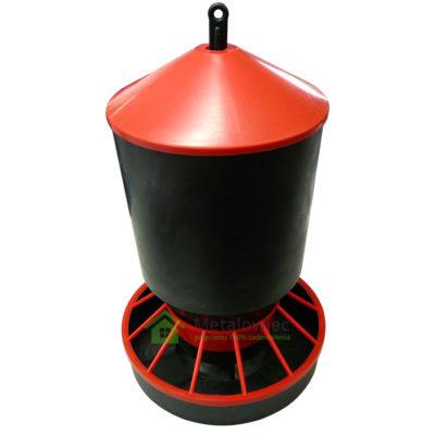 karmnik zasypowy dla drobiu 10 kg