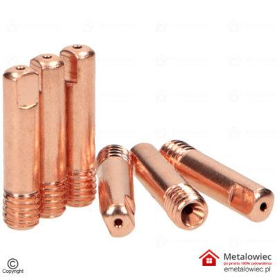 KOŃCÓWKA Prądowa Lincoln Electric KP10440-12 M6 x 1,2 mm do uchwytu MB-15 M6x25