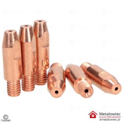 KOŃCÓWKA Prądowa Lincoln Electric KP10441-10 M6 x 1,0 mm do uchwytu MB-25 M6x28