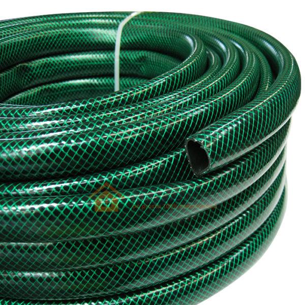 wąż ogrodowy 3 warstwowy oplatany