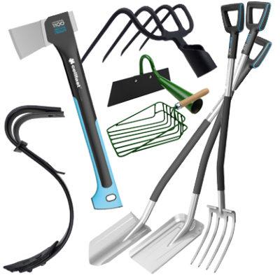 Narzędzia i części do maszyn