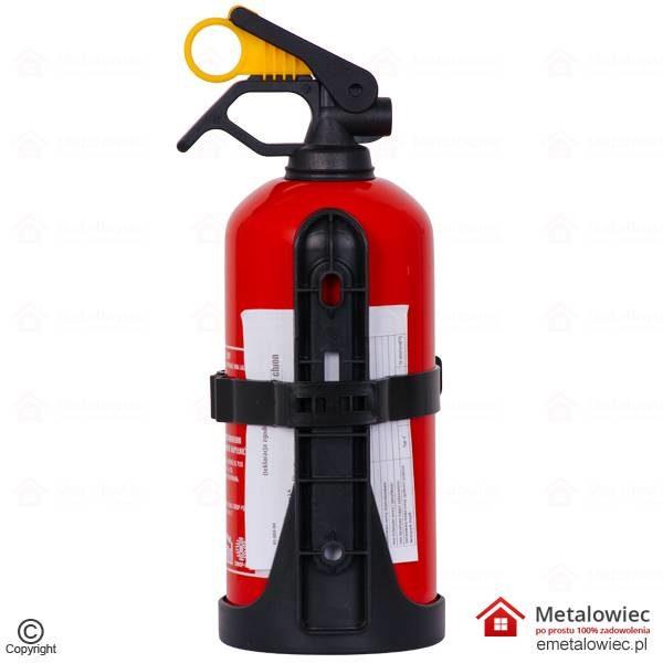 Gaśnica samochodowa 1 kg Ochrona Przeciwpożarowa, Gaśnica do auta BHP