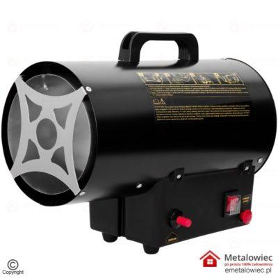 Nagrzewnica gazowa Drel 10kW CON-NGG-1010 z regulacją