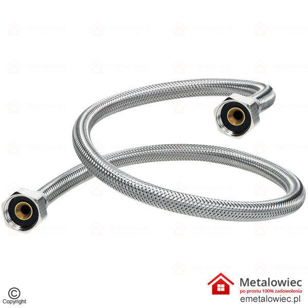 Wąż przyłączeniowy 1/2 cala L-800 elastyczny